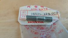 NOS HONDA CR 125 M ELSINORE 74-78 REAR WHEEL STUD 9025-323-000 MR CR 80 RA RB