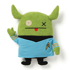 "UGLYDOLL  - GUND -  STAR TREK -  12"" OX AS SPOCK -  #4048625 - NWT"