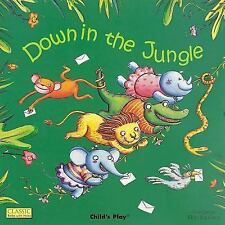 Classic Books with Holes Soft Cover: Down in the Jungle (2005, Paperback)