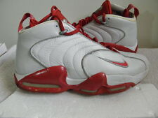 Nike Air Vis Zoom Viszoom Uptempo TB PE PS Samples size 11.5 white red OG VNDS