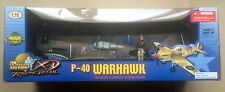 21st CENTURY TOYS 1:18 ultimate soldier P-40 warhawk + pilot action figure