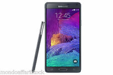 "SMARTPHONE SAMSUNG GALAXY NOTE 4 SM N910F 5.7"" 32 GB QUAD CORE 4G LTE 16 MP NERO"
