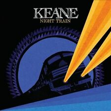 KEANE: NIGHT TRAIN CD!! W/ HOUSE LIGHTS ~ CLEAR SKIES & MORE! EX+