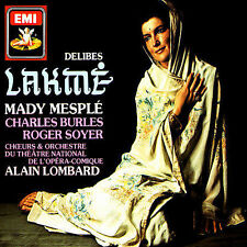 Unknown Artist Delibes: Lakme CD