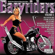 Various: Easyriders Vol 05  Audio Cassette