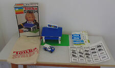Vintage Boxed Tonka System 5098 Garage Police Car Station Complete with Stickers