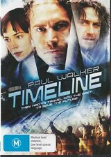 TIMELINE - PAUL WALKER - NEW & SEALED REGION 4 DVD