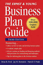 The Ernst & Young Business Plan Guide by Ernst & Young, Brian R. Ford, Patrick …