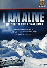 I Am Alive: Surviving the Andes Plane Crash (2011, DVD NEW)