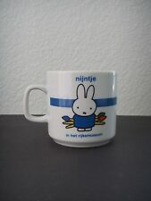 Dutch nijntje in het Rijksmuseum Miffy The Artist Coffee Mug Tea Cup Dick Bruna