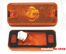 Left or Right Side Marker Lamp Orange Signal Light for IVECO DAILY 2006-2009