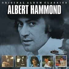 ALBERT HAMMOND - ORIGINAL ALBUM CLASSICS 5 CD NEU