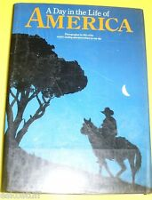 A Day In The Life of America 1986 Great Pictures by 200 Photojournalist SEE!