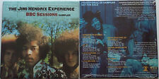 Jimi Hendrix Experience BBC Sessions Sampler Promo CD 9 tracks sealed