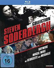 2 Blu-rays *  STEVEN SODERBERGH COLLECTION (3 DVDs)  # NEU OVP $