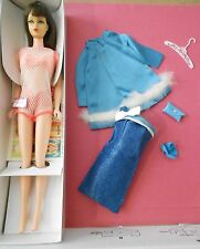Vintage Barbie/Sears Exclusive #3303 Beautiful Blues 1967 HTF RARE - NO BOX