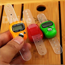 10 Piece Set - Tally Counter -  Machine - Finger fit Counter - Digital Counter