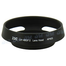 JJC Metal Lens Hood for Panasonic Lumix G 14mm f/2.5 & 20mm f/1.7 II ASPH Lens