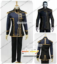 Mass Effect 3 Alliance Cosplay Costume Uniform