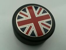"Harley Davidson "" Union Flag"" Black Seat Fixing Screw."