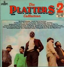 "The Platters(2x12"" Vinyl LP Gatefold)The Collection-Pickwick-PDA 003-UK-VG/Ex"