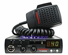 Thunderpole T-1000 AM/FM CB Radio - Suitable for 12v and 24v Vehicles