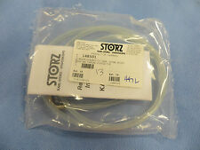 Karl Storz 148501 JANSEN DIAGNOSTIC TUBE, W/ONE BLACK AND ONE CHROME-PLATED TIP