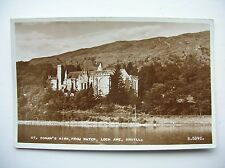 Loch Awe, St. Conan's Kirk, nr Dalmally. (Valentines Real Photograph)