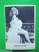 figurines actors cromos akteurs figurine i miti di hollywood #73 piper laurie ss