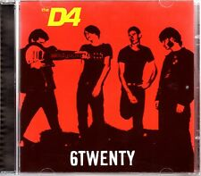 D4 - 6TWENTY - CD ALBUM