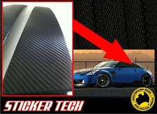 3M DI NOC CARBON FIBRE B PILLAR OVERLAY STICKER DECAL MADE TO SUIT 350Z 370Z