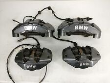 BMW OEM E82 E88 BBK BREMBO BRAKE FRONT REAR CALIPER SET