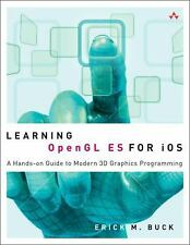 Learning OpenGL ES for iOS: A Hands-on Guide to Modern 3D Graphics Programming,