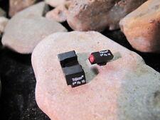 Ameriglo Glock 43 & 42 SPARTAN OPERATOR 3Dot Tritium Night Sight Trijicon Lamps