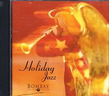 The Bombay Company HOLIDAY JAZZ: INSTRUMENTAL & VOCAL CHRISTMAS DINNER PARTY CD!