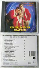 FELDKIRCHNER SPATZEN Zähl nicht die Jahre .. VM Records CD OVP/NEU
