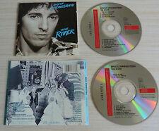2 CD ( NO BOX SANS BOITIER ) ALBUM THE RIVER - SPRINGSTEEN BRUCE 20 TITRES 1980