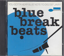 BLUE BREAK BEATS volume 1 - various artists CD