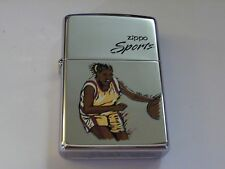 Zippo Sports Women's Basketball Lighter XIV 1998 New