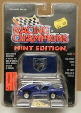 # 1 DODGE VIPER RC RACING CHAMPIONS MINT COUPE GTS BLUE WHITE 1996 BOYS MOPAR