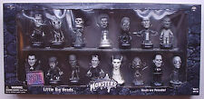 "LIVING Dead Dolls-Complete 2003 MEZCO Mini Series 3 = FIVE NEW 4"" inch figures"