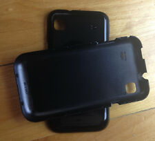 Black Back Battery Housing Cover Door For Samsung Galaxy S   i9000