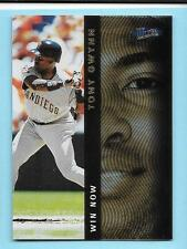 1998 Ultra Win Now Tony Gwynn Padres