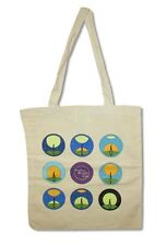 Bombay Bicycle Club Walking Natural Tote Bag New Official