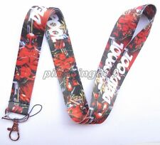 Newest 10 Pcs Deadpool Mobile Cell Phone Lanyard Neck Straps Party Gifts B6
