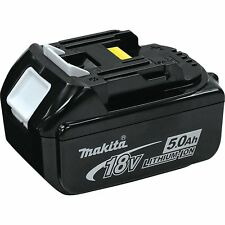Genuine Makita BL1850 18V LXT Li-Ion Lithium Ion 5 AH Battery