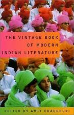 The Vintage Book of Modern Indian Literature (2004, Paperback)