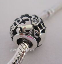 Authentic Genuine Pandora Sterling Silver Around The World Charm 791718CZ