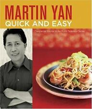 Martin Yan Quick and Easy-ExLibrary