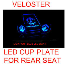 Led Cup Holder Plate For Rear Seat Hyundai 2011-12 Veloster
